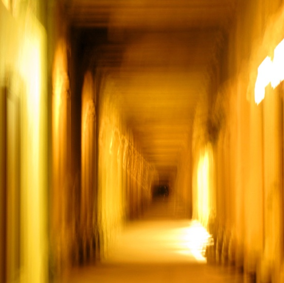 L'hiver en été. Galerie du Palais Royal sans Eurydice ni Orphée.