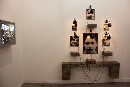 Christian Boltanski,- hotel lycée Michael Werner gallery choses 1988-