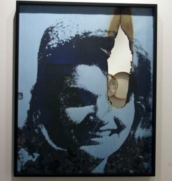 Douglas gordon, Dvir gallery, Telaviv