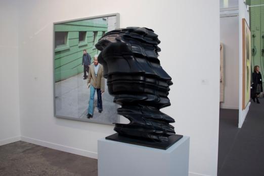 Tony Cragg, Galerie Thaddaeus Ropac Paris
