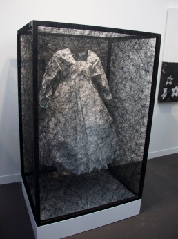 State of being- Chiharu Shiota, Galerie Daniel Templon Paris