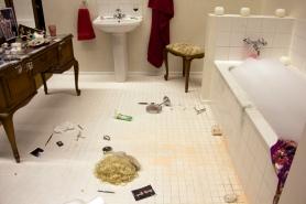 Mac Adam- the bathroom, 1978- GB Agency, Paris