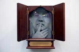 Sophie Calle, silence 2012galerie emmanuel Perrotin