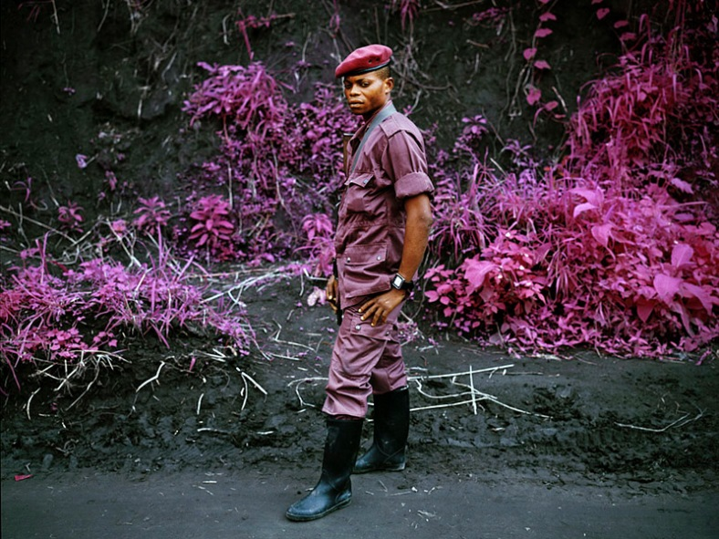 General Février, North Kivu, Eastern Congo, 2010