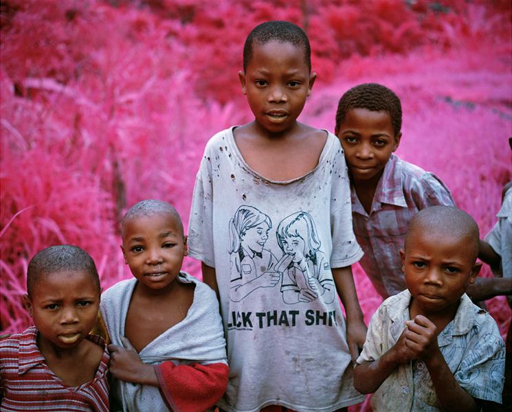 Sticky Fingers, North Kivu, Eastern Congo, 2011 ©
