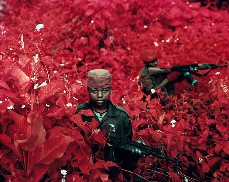 série Infra vintage-violence-north-kivu-eastern-congo-2011 ©