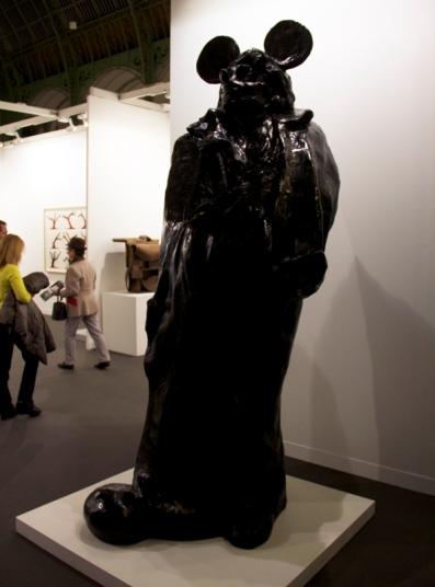 Darren Lago, Mickey de Balzac Annely de juda gallery London