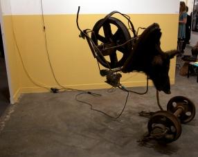 Jean Tinguely galerie Vallois