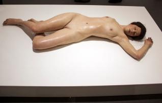 John de Andrea, Lisa 2006- Galerie Sophie Scheidecker Paris