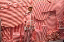 Liu Bolin- performance camouflage 2011, Espace Meyer Zafra - Paris