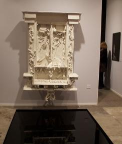 Jung min Choi, the gate of hell 2011,Geraldine Banier Galerie Paris