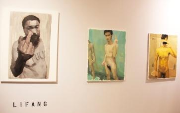 Lifang, Red zone galerie d'arts contemporains- Genêve